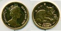 Crown 1996 Isle of Man Isle of Man - Crown - 1996 Stg  70,00 EUR  zzgl. 6,00 EUR Versand