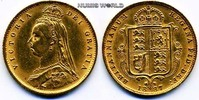 1/2 Sovereign 1887 Großbritannien Großbritannien - 1/2 Sovereign - 1887... 193,00 EUR  zzgl. 6,00 EUR Versand