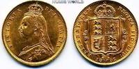 1/2 Sovereign 1892 Großbritannien Großbritannien - 1/2 Sovereign - 1892... 195,00 EUR  zzgl. 6,00 EUR Versand
