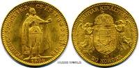 20 Korona 1894 Ungarn Ungarn - 20 Korona - 1894 vz/Stg  296,00 EUR  zzgl. 6,00 EUR Versand
