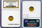 1 Peso 1898 Mexiko Mexiko - 1 Peso - 1898 NGC MS 65  408,00 EUR  zzgl. 6,00 EUR Versand