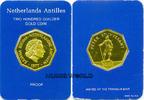 200 Gulden / 200 Guilder 1977 Niederländische Antillen / Netherlands An... 304,00 EUR  zzgl. 6,00 EUR Versand
