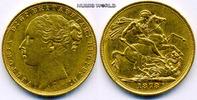 1 Sovereign 1878 Großbritannien Großbritannien - 1 Sovereign - 1878 vz  399,00 EUR  zzgl. 6,00 EUR Versand