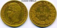 20 Francs 1831 Frankreich Frankreich - 20 Francs - 1831 ss  337,00 EUR  zzgl. 6,00 EUR Versand