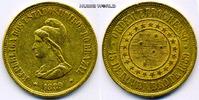 20000 Reis 1889 Brasilien Brasilien - 20000 Reis - 1889 ss  /  vz  1070,00 EUR  plus 17,00 EUR verzending