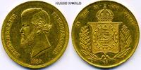 20000 Reis 1889 Brasilien Brasilien - 20000 Reis - 1889 vz  /  vz+  1150,00 EUR kostenloser Versand