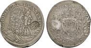 2/3 Taler 1678 Langenargen Montfort, Grafschaft Johann VIII. 1662-1686 ... 388.16 US$ 345,00 EUR