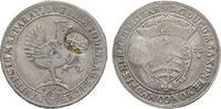 2/3 Ausbeutetaler 1692 BA Ilmenau Henneber...