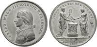 Zinnmedaille 1799 von Johann Christian Brandenburg-Preußen Friedrich Wi... 423.31 US$ 385,00 EUR free shipping