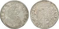 2/3 Taler 1689 IGS Sachsen-Meiningen Bernhard 1680-1706 Winz. Prägeschw... 357.34 US$ 325,00 EUR free shipping