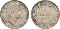 1/2 Gulden 1869 Bayern Ludwig II. 1864-1886 Schöne Patina. Fast Stempel... 269.38 US$ 245,00 EUR  +  10.99 US$ shipping