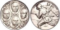 Silbermedaille 1917 Erster Weltkrieg  Selten. Vorzüglich - Stempelglanz  388.65 US$ 350,00 EUR