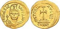 Gold  610-641 n. Chr. Byzanz Heraclius 610-641. Vorzüglich  621.85 US$ 560,00 EUR