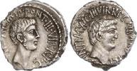 Denar  Republik M. Antonius und M. Barbatius Pollio 41 v.Chr.. Etwas de... 1027.16 US$ 925,00 EUR