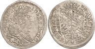 3 Kreuzer 1708 Bayern Kaiserliche Administration 1705-1715. Sehr schön +  55.52 US$ 50,00 EUR