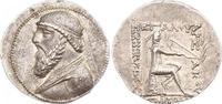 Tetradrachme 123-88  v. Chr. Parthia Mithradates II. 123-88 v. Chr. Pra... 1499.09 US$ 1350,00 EUR