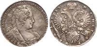 Rubel 1733 Russland Anna Ivanovna 1730-1740. Prachtexemplar. Schöne Pat... 3386.84 US$ 3050,00 EUR
