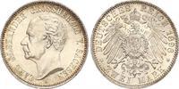 2 Mark 1892  A Sachsen-Weimar-Eisenach Carl Alexander 1853-1901. Pracht... 770,00 EUR kostenloser Versand