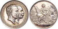 Silbermedaille 1891 Sachsen-Dresden, Stadt  Schöne Patina. Fast Stempel... 461.07 US$ 400,00 EUR free shipping