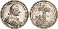Silbermedaille 1739-1768 Hessen-Darmstadt Ludwig VIII. 1739-1768. Schön... 480,00 EUR kostenloser Versand