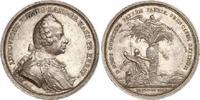 Silbermedaille 1739-1768 Hessen-Darmstadt Ludwig VIII. 1739-1768. Schön... 553.29 US$ 480,00 EUR free shipping