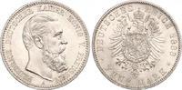5 Mark 1888  A Preußen Friedrich III. 1888. Prachtexemplar. Fast Stempe... 266.51 US$ 240,00 EUR