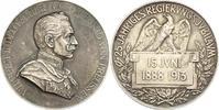 Silbermedaille 1913 Brandenburg-Preußen Wilhelm II. 1888-1918. Mattiert... 500,00 EUR kostenloser Versand