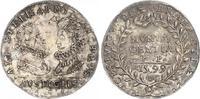 Silberjeton 1599 Belgien-Brabant Albert und Isabella 1598-1621. Schöne ... 440.48 US$ 400,00 EUR free shipping