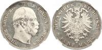 5 Mark 1874 Preußen Wilhelm I. 1861-1888. Erstabschlag. Etwas Patina, v... 1034.04 US$ 925,00 EUR free shipping