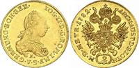 Doppeldukat Gold 1782  E Haus Habsburg Josef II. 1780-1790. Minimaler R... 1596.75 US$ 1450,00 EUR free shipping