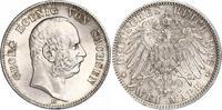 2 Mark 1903 Sachsen Georg 1902-1904. Prachtexemplar. Schöne Patina. Ste... 536.58 US$ 480,00 EUR free shipping