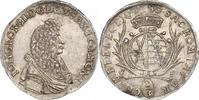 2/3 Taler 1680  CF Sachsen-Albertinische Linie Johann Georg II. 1656-16... 268.29 US$ 240,00 EUR free shipping