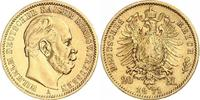 20 Mark Gold 1871  A Preußen Wilhelm I. 1861-1888. Sehr schön+  /  sehr... 550.60 US$ 500,00 EUR free shipping