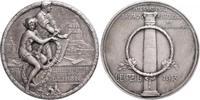Silbermedaille 1913 Sachsen-Leipzig, Stadt  Mattiert. Feine Patina. Win... 447.15 US$ 400,00 EUR free shipping