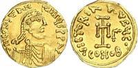 Gold 641-668 n. Chr.  Constans II. 641-668. Winziger Randfehler, vorzüg... 825,00 EUR kostenloser Versand