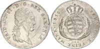 Taler 1816 Sachsen-Albertinische Linie Friedrich August I. 1806-1827. F... 324.18 US$ 290,00 EUR free shipping