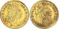 1/2 Karolin Gold 1730 Bayern Karl Albrecht 1726-1745. Vorzüglich  1034.04 US$ 925,00 EUR free shipping