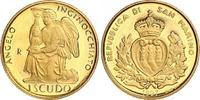 1 Scudo Gold 1997 Italien-San Marino  Polierte Platte  190,00 EUR  zzgl. 4,00 EUR Versand