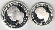 5000+10000 francs 1977 Togo  pp