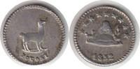 1/4 Sol 1852 Bolivien Republik 1/4 Sol 1852 fast vorzüglich  75,00 EUR  zzgl. 4,00 EUR Versand