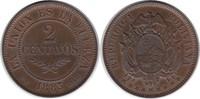 Probe 2 Centavos 1883 Bolivien Republik Probe 2 Centavos 1883 vorzüglic... 275,00 EUR  +  5,00 EUR shipping