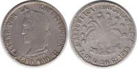 8 Soles 1859 PTS Bolivien Republik sehr schön  70,00 EUR  zzgl. 4,00 EUR Versand