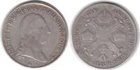 1/2 Kronentaler 1789 Haus Habsburg Josef II. 1780-1790 A, Wien sehr sch... 55,00 EUR  +  5,00 EUR shipping