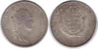 Taler 1808 Sachsen-Albertinische Linie Friedrich August I. 1806-1827 SG... 395,00 EUR  zzgl. 4,00 EUR Versand