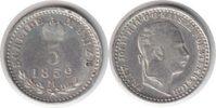 5 Kreuzer 1859 Haus Habsburg Franz Joseph I. 5 Kreuzer 1859 M fast vorz... 55,00 EUR  zzgl. 4,00 EUR Versand