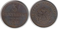 5 Centesimi 1852 Haus Habsburg Franz Joseph I. 5 Centesimi 1852 M, Mail... 75,00 EUR  zzgl. 4,00 EUR Versand