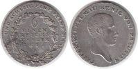 1/6 Taler 1817 Altdeutschland Brandenburg-Preußen Friedrich Wilhelm III... 75,00 EUR  +  5,00 EUR shipping