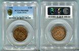 1/2 Penny 1950 Südafrika  PCGS PR 65 RB  60,00 EUR  +  5,00 EUR shipping