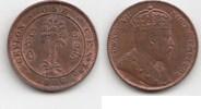 Cent 1906 Sri Lanka - Ceylon  Fast Stempelglanz  30,00 EUR  +  5,00 EUR shipping