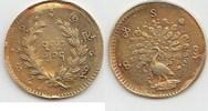Mu 1852 Myanmar (Burma) Pagan 1846-1853 'Pfau' GOLD. Vorzüglich + ... 1275,00 EUR kostenloser Versand